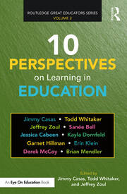10 Perspectives on Learning in Education -  1st Edition book cover