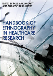 Handbook of Ethnography in Healthcare Research - 1st Edition book cover
