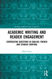 Academic Writing and Reader Engagement - 1st Edition book cover