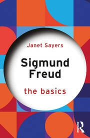 Sigmund Freud : The Basics - 1st Edition book cover