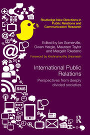 International Public Relations - 1st Edition book cover