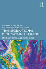 Transformational Professional Learning - 1st Edition book cover