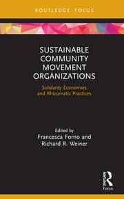 Sustainable Community Movement Organizations -  1st Edition book cover