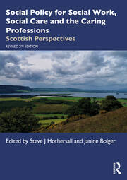 Social Policy for Social Work, Social Care and the Caring Professions - 2nd Edition book cover