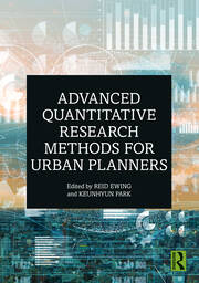 Advanced Quantitative Research Methods for Urban Planners -  1st Edition book cover