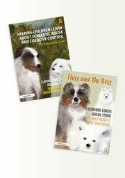Helping Children Learn About Domestic Abuse and Coercive Control : A 'Floss and the Boss' Storybook and Professional Guide - 1st Edition book cover