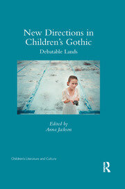 New Directions in Children's Gothic - 1st Edition book cover