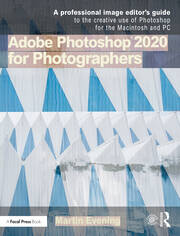 Adobe Photoshop 2020 for Photographers - 1st Edition book cover