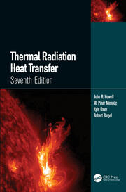 Thermal Radiation Heat Transfer - 7th Edition book cover