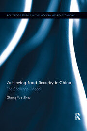 Achieving Food Security in China - 1st Edition book cover