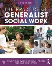 The Practice of Generalist Social Work - 5th Edition book cover