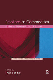Emotions as Commodities - 1st Edition book cover