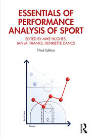 Essentials of Performance Analysis in Sport - 3rd Edition book cover