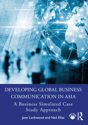 Developing Global Business Communication in Asia book cover