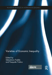 Varieties of Economic Inequality - 1st Edition book cover