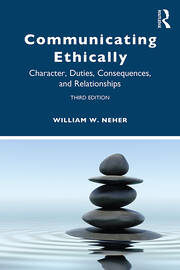 Communicating Ethically -  3rd Edition book cover