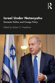 Israel Under Netanyahu - 1st Edition book cover