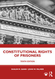 Constitutional Rights of Prisoners - 10th Edition book cover
