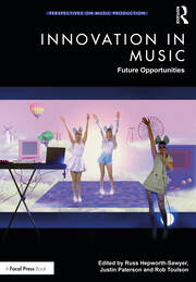 Innovation in Music - 1st Edition book cover