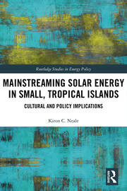 Mainstreaming Solar Energy in Small, Tropical Islands -  1st Edition book cover