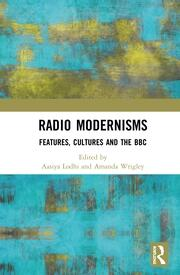 Radio Modernisms -  1st Edition book cover