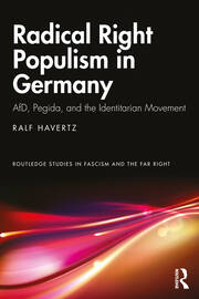 Radical Right Populism in Germany - 1st Edition book cover