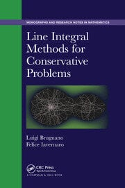 Line Integral Methods for Conservative Problems - 1st Edition book cover
