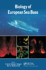 Biology of European Sea Bass - 1st Edition book cover
