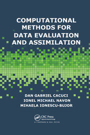 Computational Methods for Data Evaluation and Assimilation - 1st Edition book cover