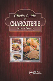 Chef's Guide to Charcuterie - 1st Edition book cover