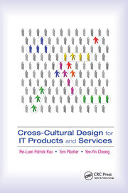 Cross-Cultural Design for IT Products and Services - 1st Edition book cover