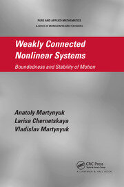 Weakly Connected Nonlinear Systems - 1st Edition book cover
