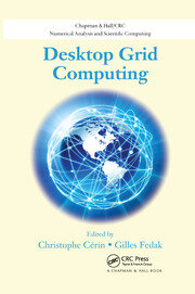 Desktop Grid Computing - 1st Edition book cover