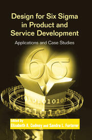 Design for Six Sigma in Product and Service Development - 1st Edition book cover