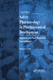 Safety Pharmacology in Pharmaceutical Development - 2nd Edition book cover