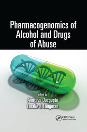 Pharmacogenomics of Alcohol and Drugs of Abuse - 1st Edition book cover