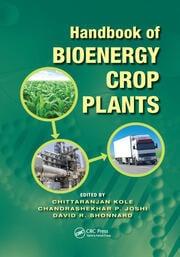 Handbook of Bioenergy Crop Plants - 1st Edition book cover