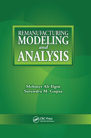 Remanufacturing Modeling and Analysis - 1st Edition book cover