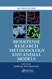 Biodefense Research Methodology and Animal Models - 2nd Edition book cover
