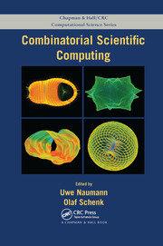Combinatorial Scientific Computing - 1st Edition book cover