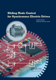 Sliding Mode Control for Synchronous Electric Drives - 1st Edition book cover