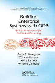 Building Enterprise Systems with ODP - 1st Edition book cover