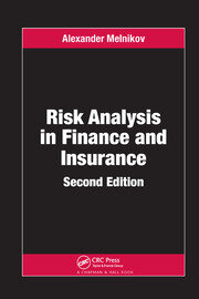 Risk Analysis in Finance and Insurance - 2nd Edition book cover