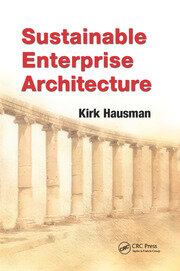 Sustainable Enterprise Architecture - 1st Edition book cover