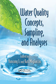 Water Quality Concepts, Sampling, and Analyses - 1st Edition book cover