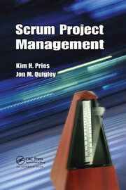 Scrum Project Management - 1st Edition book cover