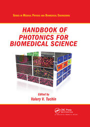 Handbook of Photonics for Biomedical Science - 1st Edition book cover