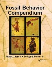 Fossil Behavior Compendium - 1st Edition book cover