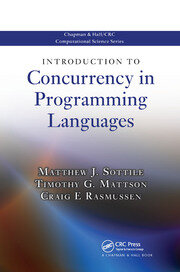 Introduction to Concurrency in Programming Languages - 1st Edition book cover