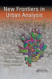 New Frontiers in Urban Analysis - 1st Edition book cover
